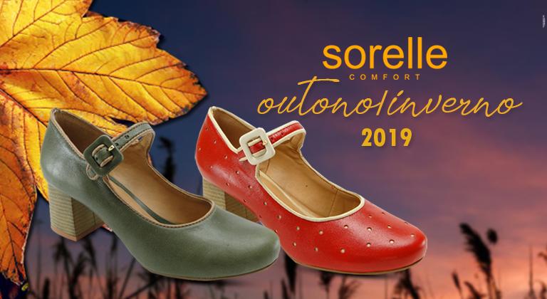 31628df42 Sorelle calçados femininos comfort